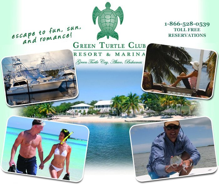 The Green Turtle Club Resort & Marina Green Turtle Cay, Abaco, Bahamas - Wanna Be A Bahamian?